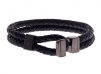 Boatyard Leather Bracelet - Manly Bracelet