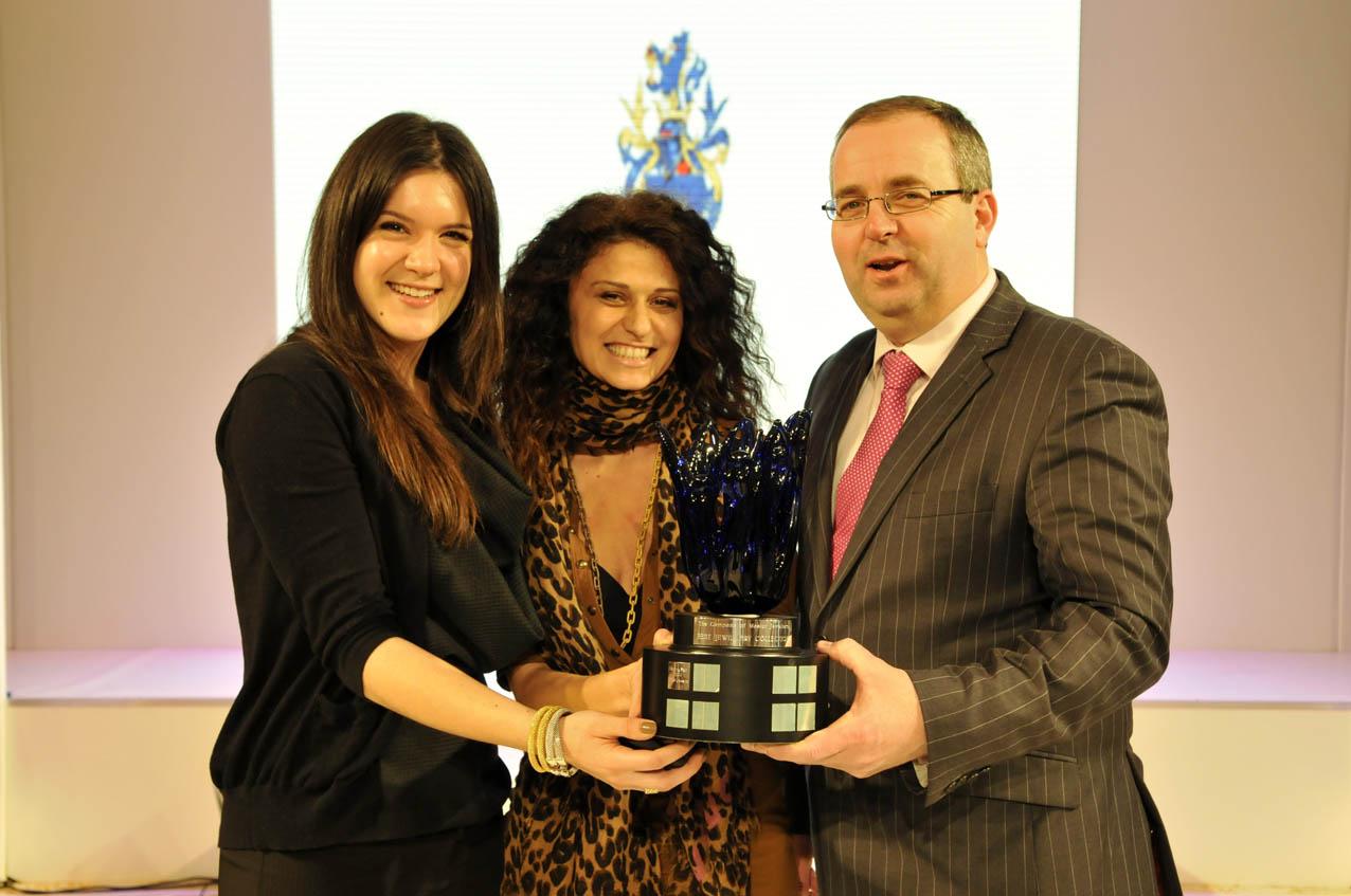 Babette CMJ award low res