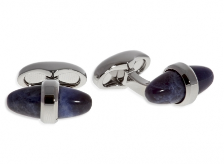 Sleek Bullet Cufflinks