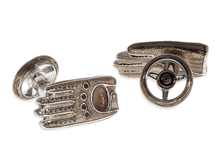 Driving Glove Cufflinks