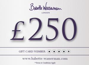 Gift Cards £250