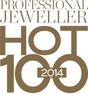 HOT 100 GOLD LOGO