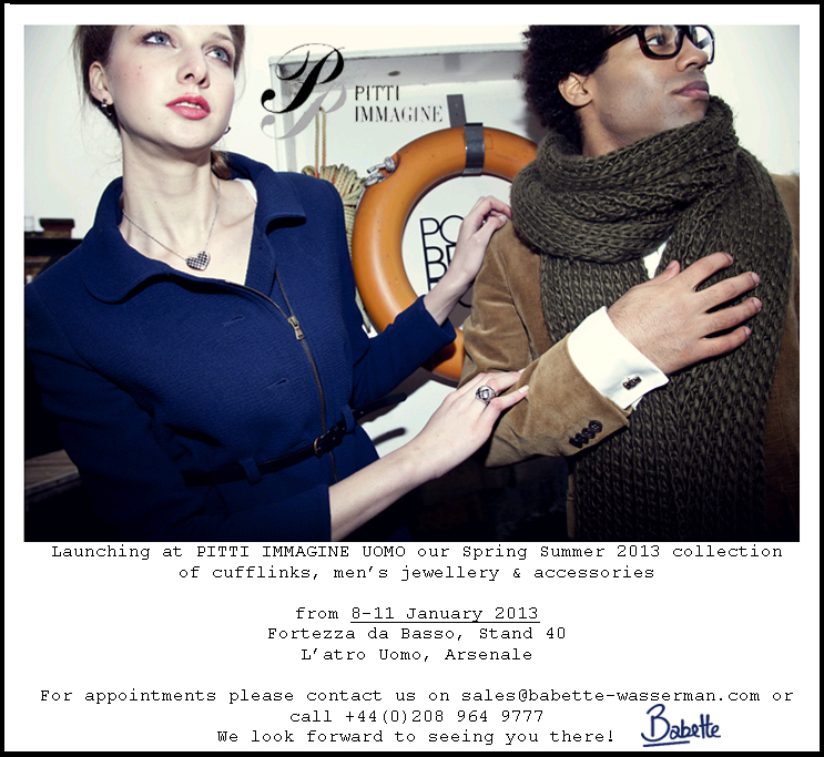 Pitti SS13 invitation2