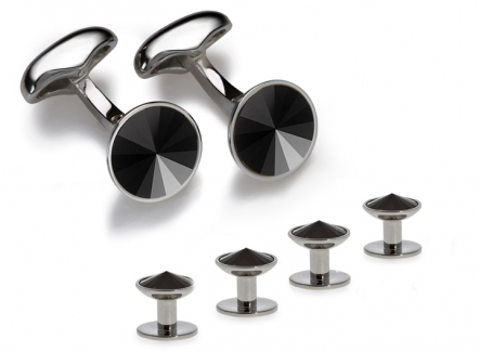 Galileo Studs & Cufflinks Set